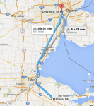 150601Elmore OH to Dearborn MI