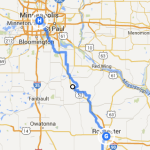 Rochester to Mpls