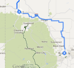 Spearfish SD to Rapid City SD