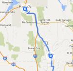 Preston to Pocatello