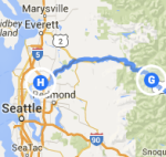Sultan to Bothell