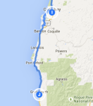 Coos Bay to Gold's Beach