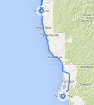Gold Beach to Crescent City