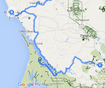 Bodega Bay to Novato