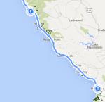 Lucia to Morro Bay