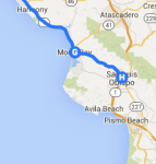 Morro Bay to SLO