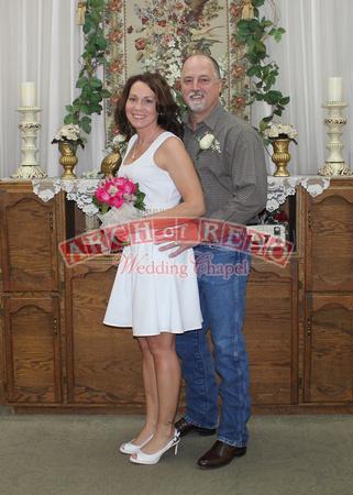 Profile Response Kathy And Vic Arch Of Reno Wedding Chapel Reno