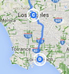 to Long Beach