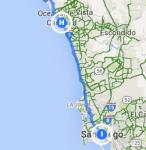 to San Diego