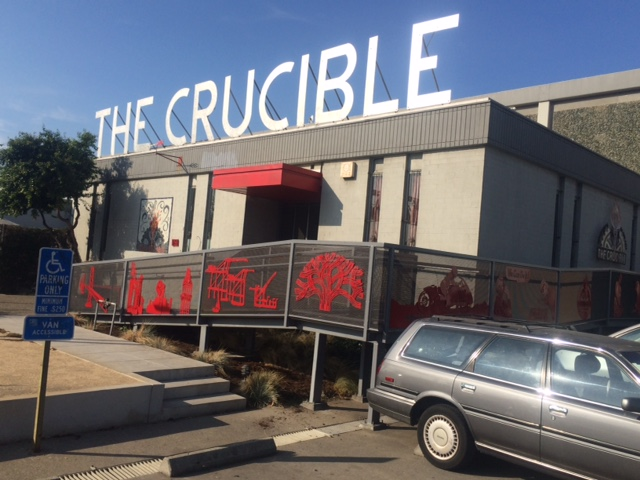 Profile Response: The Crucible, Oakland CA | How Will We Live Tomorrow?