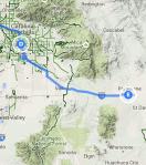 Tucson to Benson