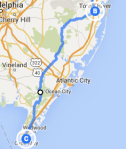 To Cape May