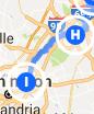 to Hyattsville MD