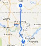to Fayetteville TN