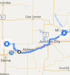 to-bennington-ks